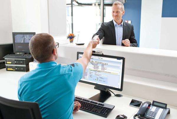 Visitor Management System Dubai