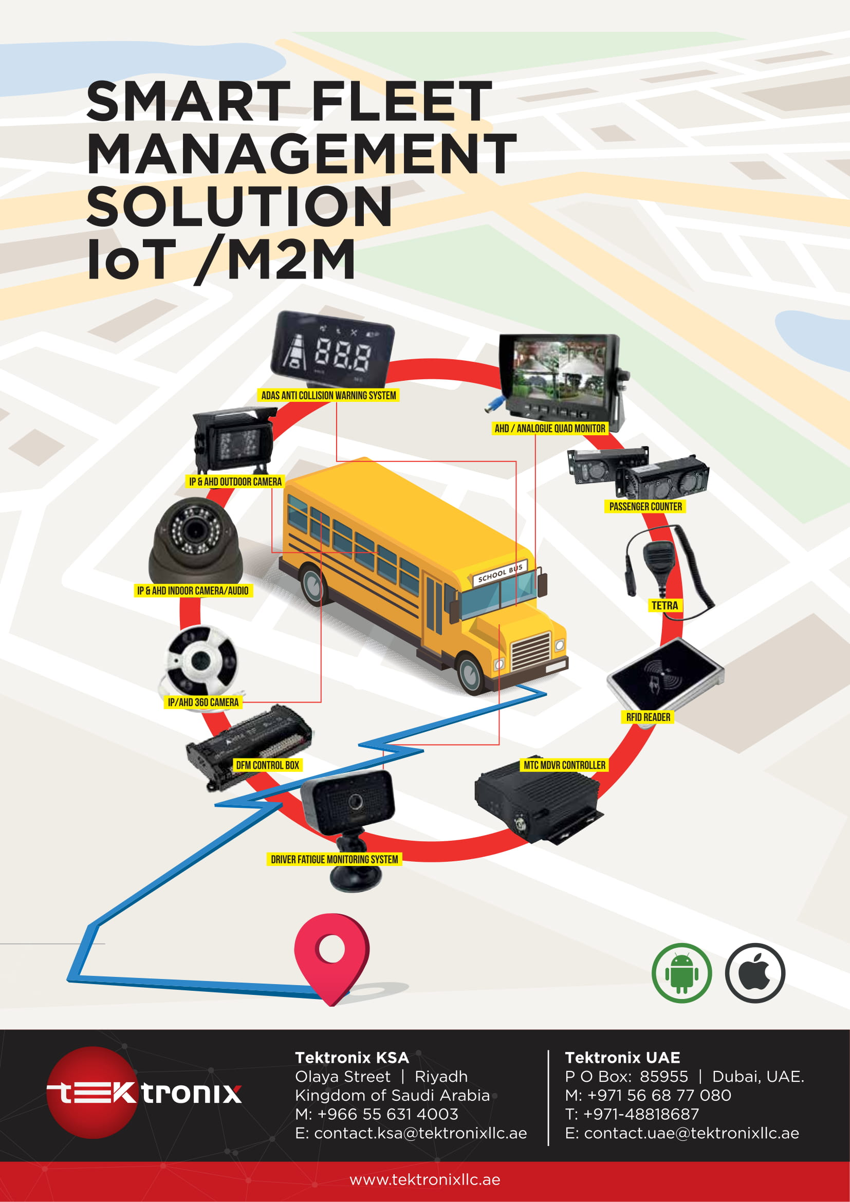 Vehicle Tracking System It Security Solutions Gps Tracking