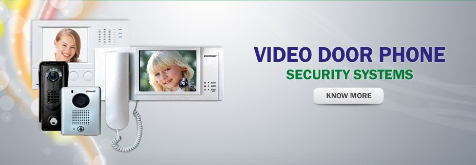Video Door Phone For Villas Dubai Sharjah Ajman Abu Dhabi